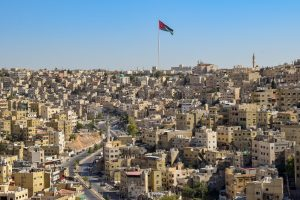 Amman city view