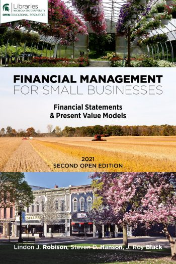 Cover image for Financial Management for Small Businesses, 2nd OER Edition