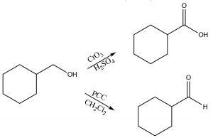 An image of pyridinium chlorochromate.