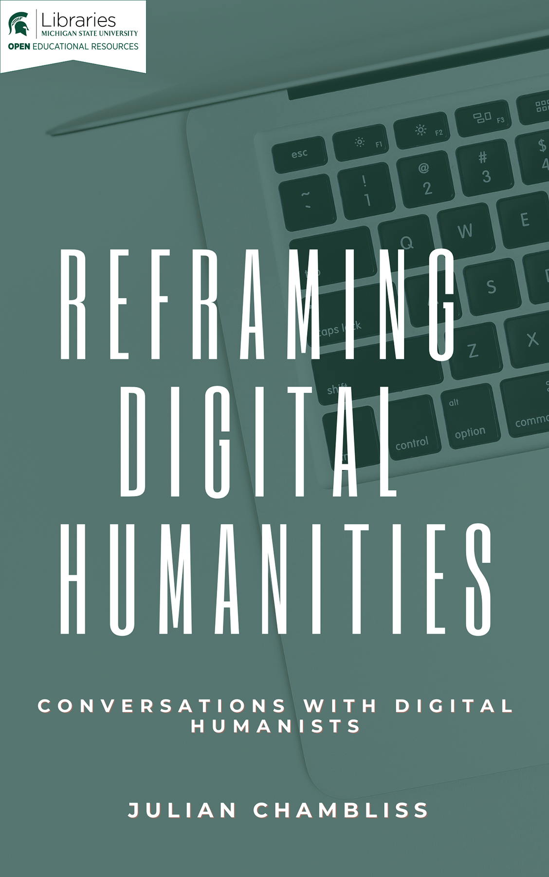 Cover image for Reframing Digital Humanities: Conversations with Digital Humanists